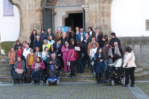 Cultural/tourist routes for reduced mobility